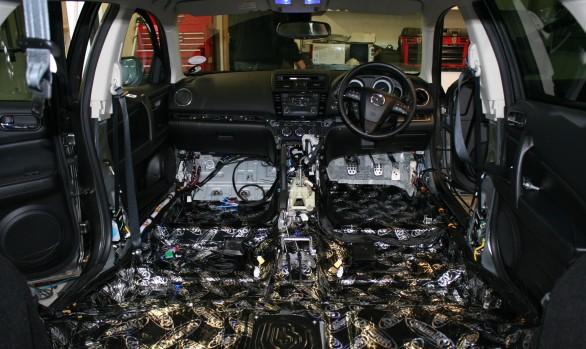 Mazda 6 EMMA SQ Build
