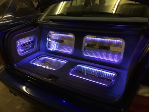 We specialise in car audio systems  in Essex