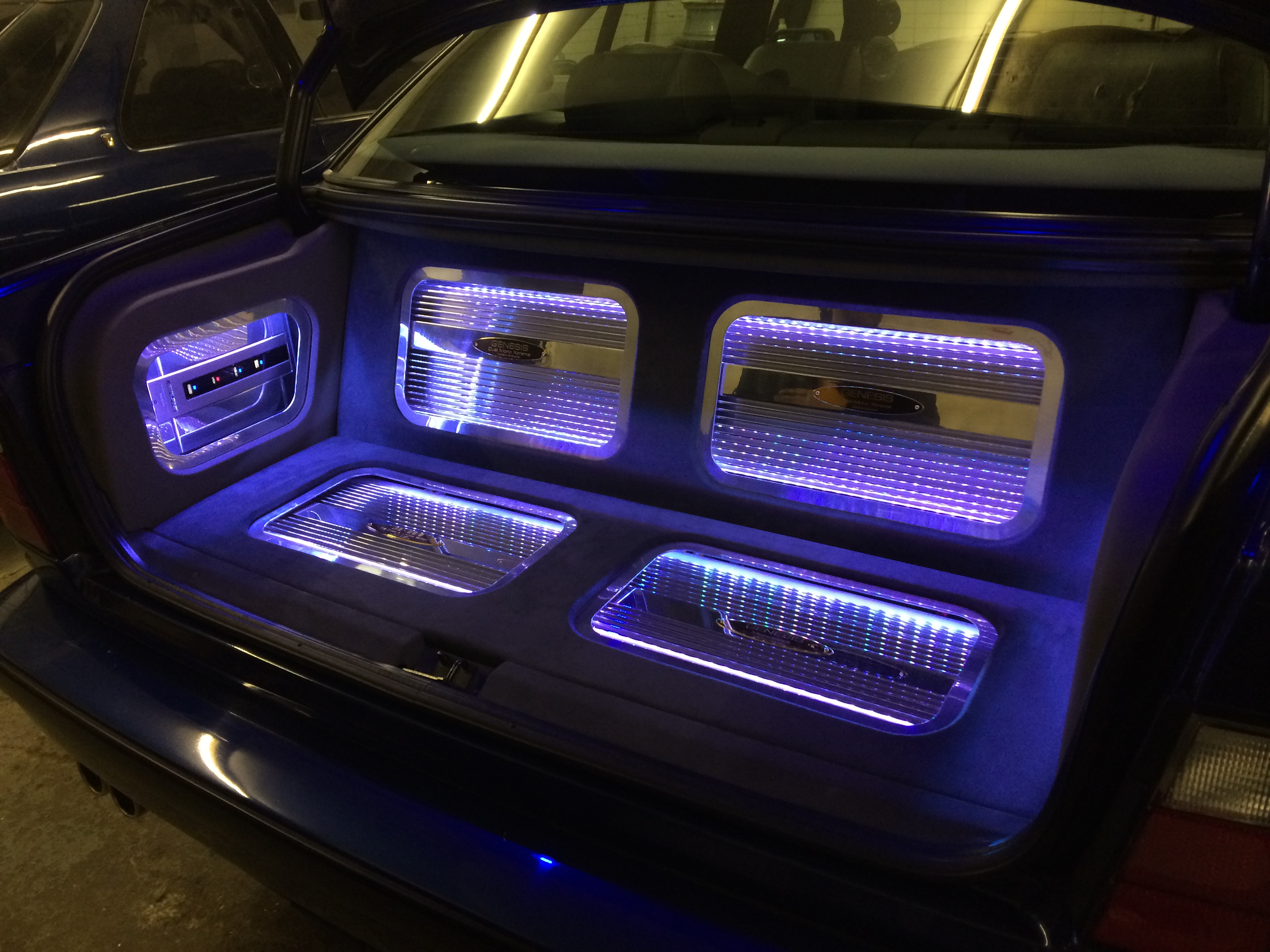 Custom Car Audio Installation In Chelmsford | Johnsons Auto Electrics