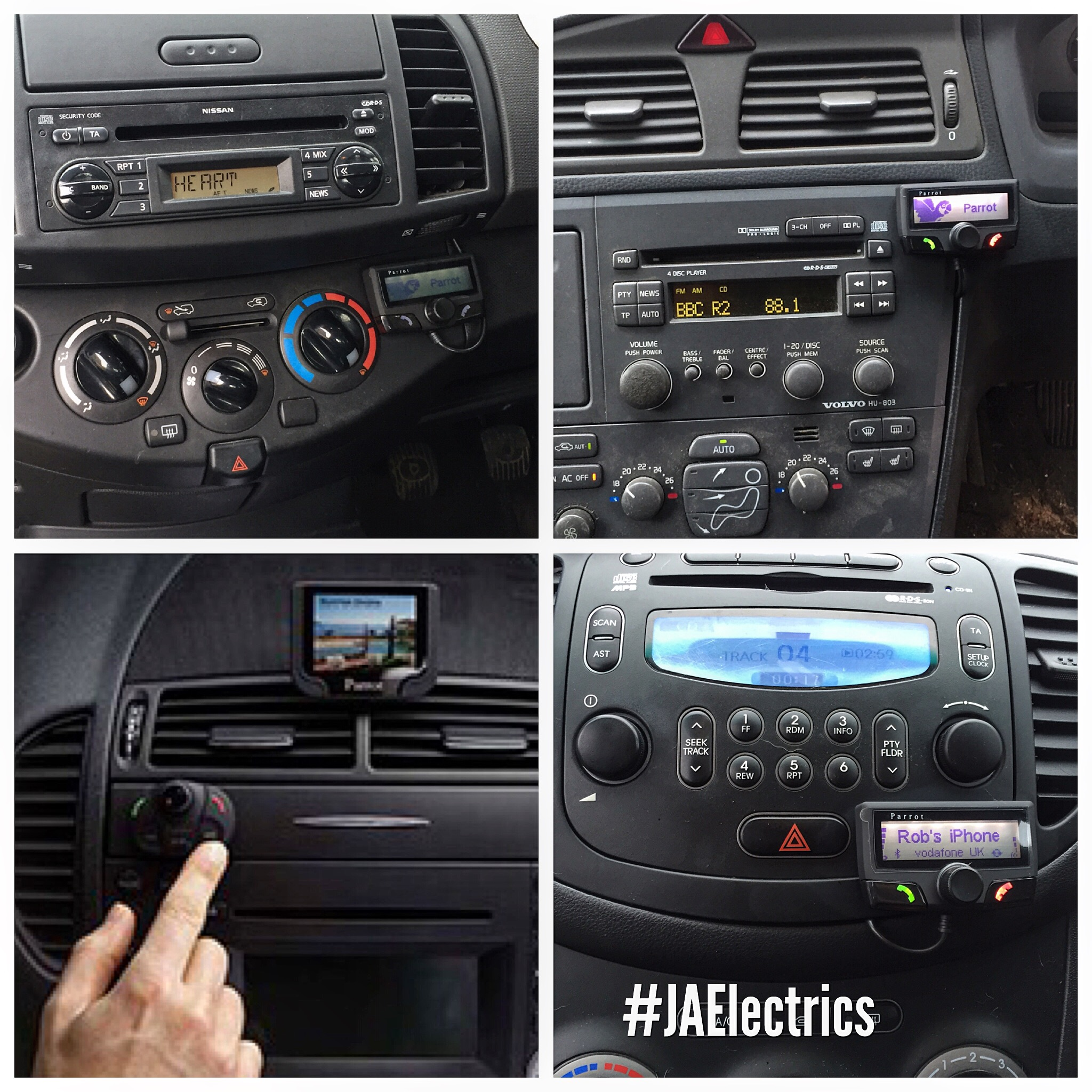Car Audio Fitting And Installation Essex | Johnsons Auto Electrics