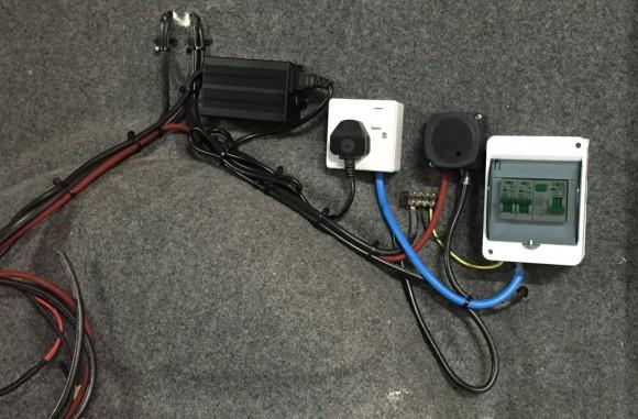 Split Charging System