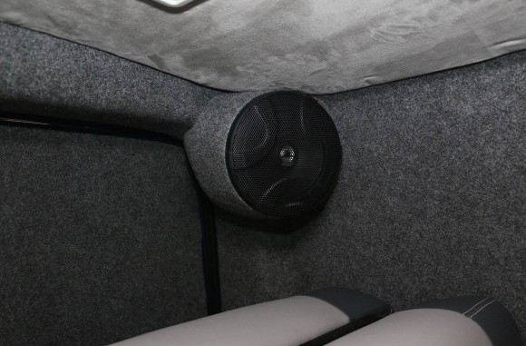 Transporter Rear Speakers