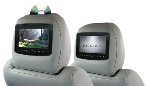 Rosen car entertainment systems in Essex